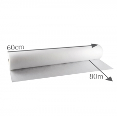Clamanti - Professional Non Woven Cover for Beauty Bed  60cm x 80m