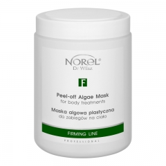 Clamanti - Norel Professional Firming Line Peel Off Algae Mask for Body Treatments 500g