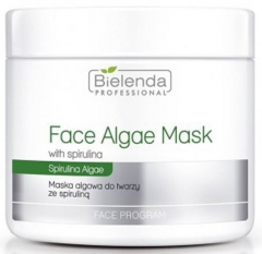 Clamanti - Bielenda Professional Face Algae Mask with Spirulina 190g