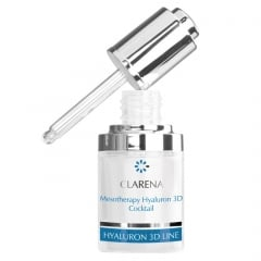 Clamanti - Clarena Dermatology 5% Hyaluronic Moisturising Anti Wrinkle Roller Cocktail 30ml