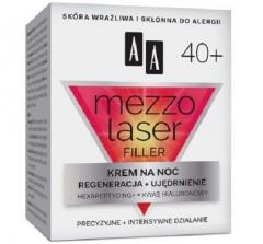 Clamanti - AA Mezzolaser 40+ Wrinkle Decreasing Night Cream Firmness and Regeneration 50ml