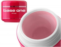Clamanti - Silcare Base One Pink UV Nail Gel 15g
