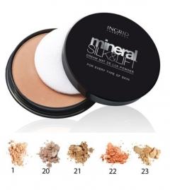 Clamanti -  Ingrid Mineral Silk & Lift Dream Matt De Lux Powder 5 Colours Available 17g