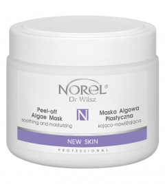 Clamanti - Norel Professional New Skin Peel Off  Soothing and Moisturising Algae Mask with Spirulina  250g