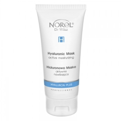 Clamanti - Norel Professional Hyaluron Plus Active Moisturising Hyaluronic Face Mask 200ml