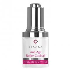 Clamanti - Clarena Dermatology Anti Age Roller Cocktail 30ml