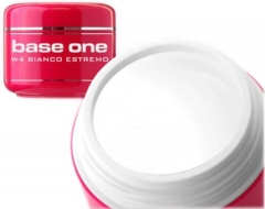 Clamanti - Silcare Base One Bianco Estremo W4 UV Nail Gel 5g