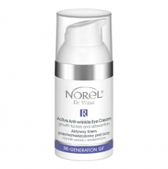 Clamanti - Norel Professional Re-Generation GF Anti Wrinkle Eye Cream With Astaxanthin 30ml