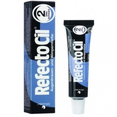 Clamanti - RefectoCil Cream Eyelash and Eyebrow Professional Tint Blue-Black 15ml