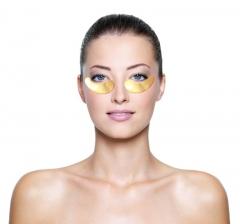 Clamanti - Clarena Golden Anti Wrinkle Eye Pads Eliminate Dark Circles and Puffiness 2pcs