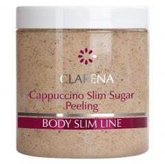 Clamanti - Clarena Body Slim Line Cappuccino Slim Sugar Peeling 250ml