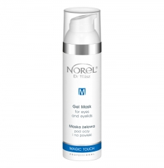 Clamanti - Norel Professional Magic Touch Gel Mask for The Eyes and Eyelids 50ml