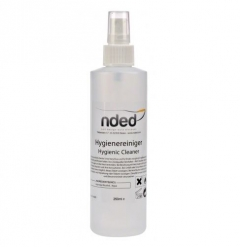 Clamanti - Nded Professional Hygienic Spray Nail Sanitiser Disinfectant 80% Alcohol