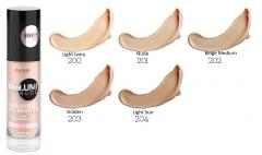 Clamanti - Verona Ingrid IdeaLumi Luminous Foundation With Hyaluronic Acid SPF10  Choose Your Shade 30ml