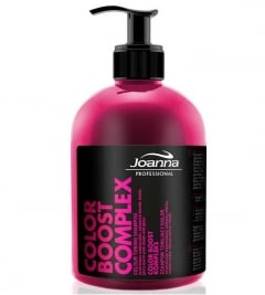 Clamanti - Joanna Professional Color Boost Complex Toning Shampoo Pink Shade 500ml