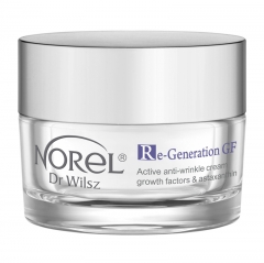 Clamanti - Norel Re-Generation GF Anti Wrinkle Cream Growth Factors and Astaxanthin 50ml