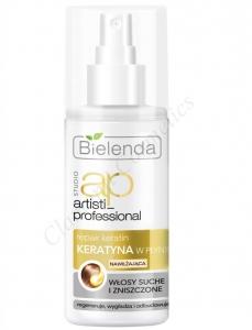 Clamanti - Bielenda Artisti Professional Repair Liquid Keratin for Dry Hair