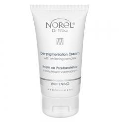 Clamanti - Norel Professional Whitening De-Pigmentation Cream with Whitening Complex 125ml
