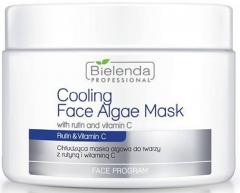 Clamanti - Bielenda Professional Cooling Face Algae Mask Rutin and Vitamin C 190g