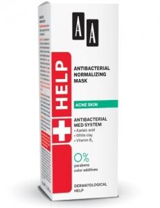 Clamanti - AA Help Acne Skin Antibacterial Normalizing Mask 40ml