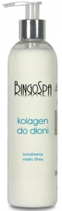 Clamanti - BingoSpa Collagen For Hands Care Peach & Shea Butter 300ml
