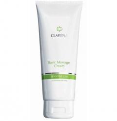 Clamanti - Clarena Sensitive Basic Massage Deeply Moisturising Cream 200ml