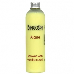 Clamanti - BingoSpa Relaxing Algae Shower Gel with Vanilla Scent 300ml