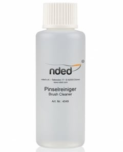 Clamanti - NDED Brush Cleaner Removes UV Gel and Acrylic 100ml