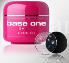 Clamanti - Silcare Base One UV Nail Gel Galaxy Lyre 5g