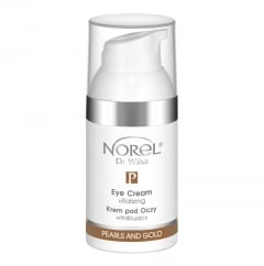 Clamanti - Norel Professional Pearls and Gold Vitalizing Eye Cream with Colloidal Gold 30ml