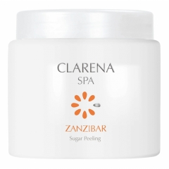 Clamanti - Clarena Spa Zanzibar Sugar Peeling for Dry and Dehydrated Skin 500ml