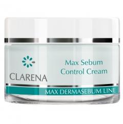 Clamanti - Clarena Max Dermasebum Control Cream 50ml