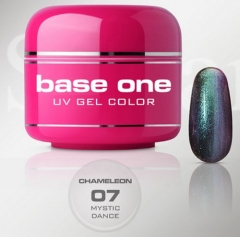 Clamanti - Silcare Base One UV Nail Gel Chameleon Mystic Dance 5g