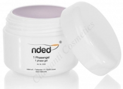Clamanti - NDED Acid Free Strong Non Yellowing UV Nail Gel Clear 30ml