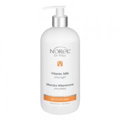 Clamanti - Norel Professional Multi Vitamin Ultra Light Vitamin Cleansing Milk 500ml