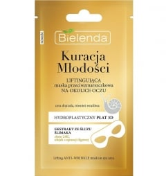 Clamanti - Bielenda Youth Therapy Lifting Anti Wrinkle Sheet Mask for The Eyes Area 10g