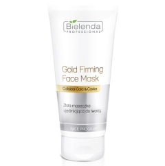 Clamanti - Bielenda Professional Gold Firming Face Mask with Colloidal Gold and Caviar 175 ml