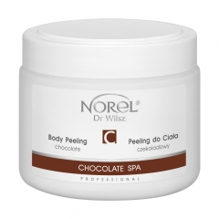 Clamanti - Norel Professional Chocolate SPA Slimming & Anti Cellulite Chocolate Body Peeling 500ml