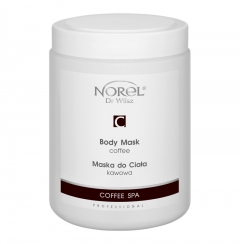 Clamanti - Norel Professional Coffee Spa Gel Body Mask 1000ml