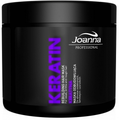 Clamanti - Joanna Professional Rebuilding Mask with Keratin for Damaged and Dry Hair 500g