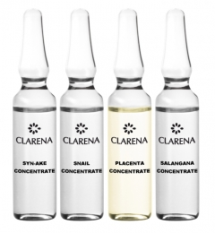 Clamanti - Clarena Poison Line Intelligent Concentrates for Microneedle Mesotherapy 8 x5ml