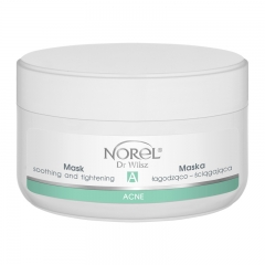 Clamanti - Norel Professional Soothing and Tightening Mask for Acne 200ml