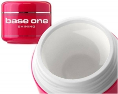 Clamanti - Silcare Base One Transparent Shining UV Nail Gel 15g