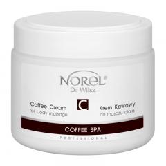 Clamanti - Norel Professional Coffee Spa Coffee Body Massage Cream 500ml