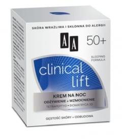 Clamanti - AA Clinical Lift 50+ Night Cream Nourishment and Strengthening 50ml