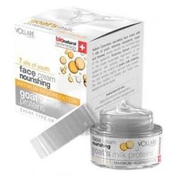 Clamanti - Verona Vollare Goat's Milk Proteins 7 Oils Maximum Regeneration Nourishing Face Cream Day Night 50ml