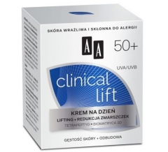 Clamanti - AA Clinical Lift 50+ Day Cream Lifting and Wrinkle Reduction 50ml