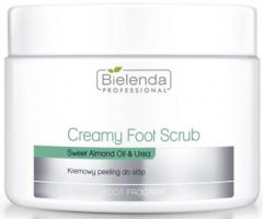 Clamanti - Bielenda Professional Creamy Foot Scrub with Almond Oil and Urea 500g