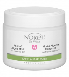 Clamanti - Norel Professional Face Algae Mask Peel Off Algae Mask for Rosacea  250g