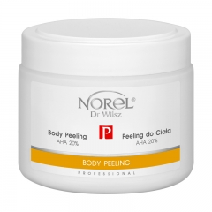 Clamanti - Norel Professional Body Peeling  with Fruit AHA 20% 500ml